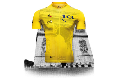 The Jersey of the grand boucle